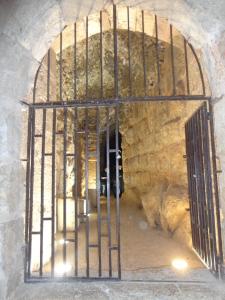 Prison at Al-Ajlun castle.