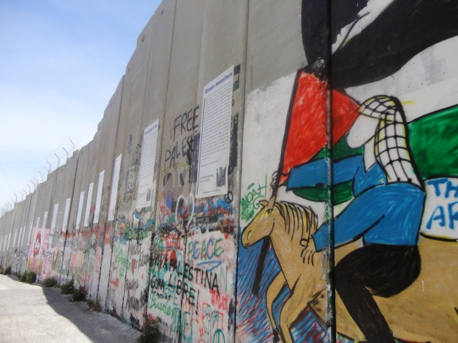 Separation wall, Bethlehem