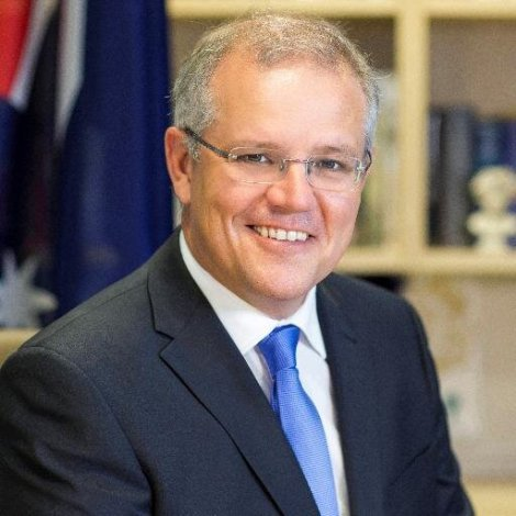 Former Immigration Minister Scott Minister. Picture: Twitter