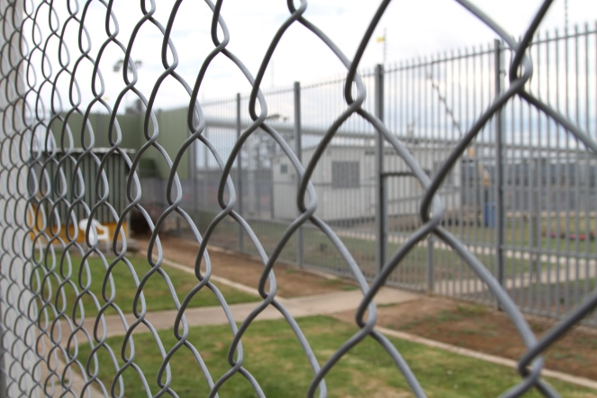 Sydney's Villawood detention centre. Picture: Flickr/ DIPB images