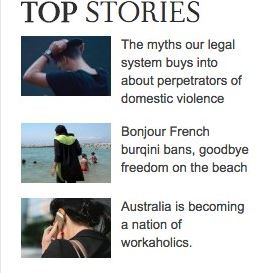burqini top stories